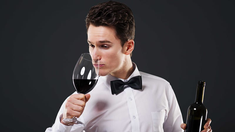 Illustration for article titled Scratch and Sniff Book Will Teach You How to Be a Dick About Wine!