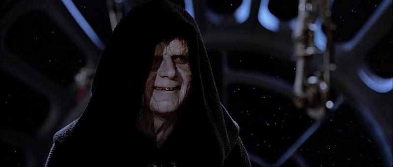 Illustration for article titled El Emperador Palpatine iba a tener su propia serie de Star Wars, y pudo ser épica
