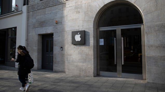 Haven t Grabbed Your Apple Store Pickup Yet? You re Screwed Until Further Notice