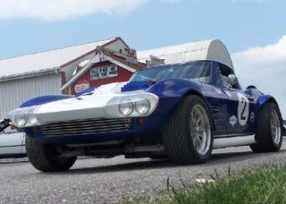 GM Sues Replica Corvette Maker