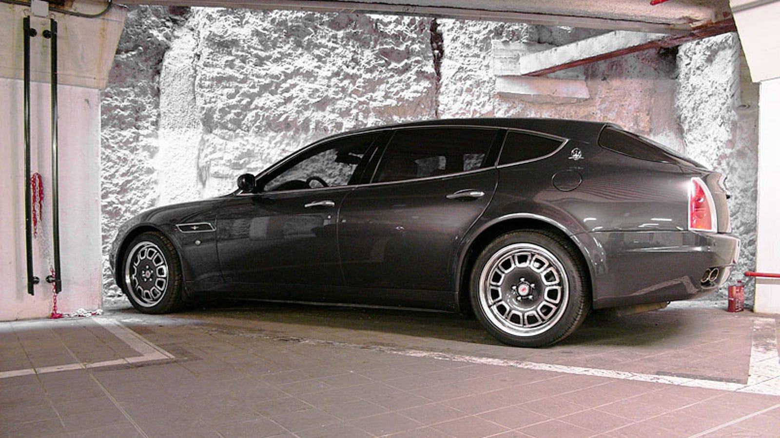 Maserati Quattroporte Bellagio Fastback Touring The Ultimate Station Wagon