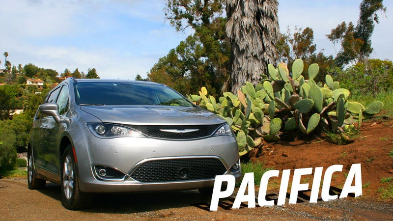 Illustration for article titled 2017 Chrysler Pacifica: So Good Your Family Won't Care That It's A Minivan