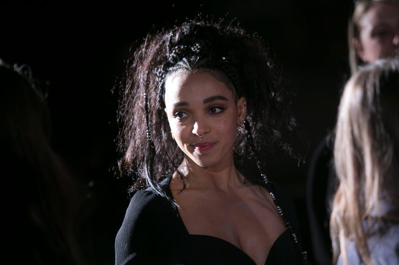 Illustration for article titled FKA twigs Reveals She Recently Underwent Surgery to Have Fibroid Tumors Removed From Her Uterus