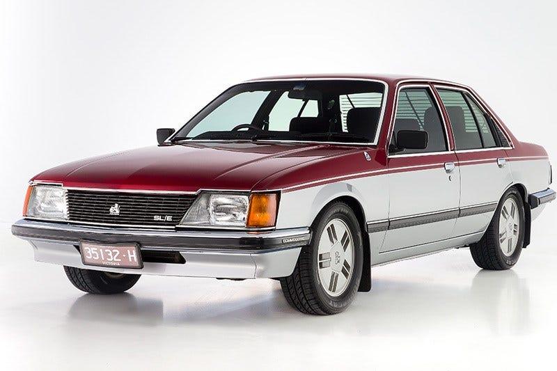 VH Holden Commodore SL/E