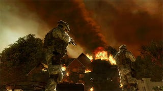 Illustration for article titled New Modern Warfare 2 Trailer: Spoilers, Space & Slim Shady