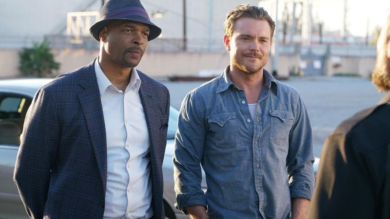 Illustration for article titled Fox reloads its Lethal Weapon reboot for a second season