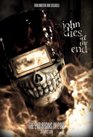 Illustration for article titled John Dies at the End Poster & Pictures
