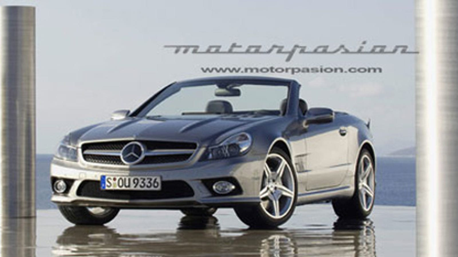 2008 mercedes sl 350 embargo slowly unravels. Black Bedroom Furniture Sets. Home Design Ideas