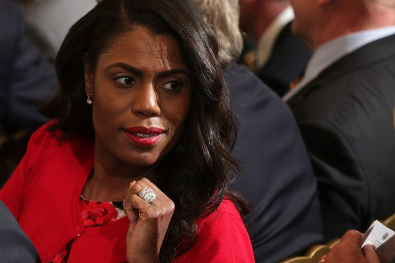 Illustration for article titled Omarosa Drops Latest Mixtape and This Time She Comes For Eric Trump's Wife, Lara