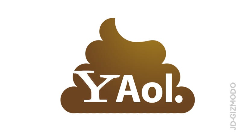 Illustration for article titled What Should Yahoo-AOL's Logo Be? (Updated With Your Contributions)