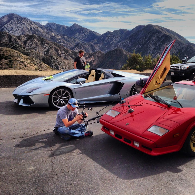 Illustration for article titled A Letter From a Countach Owner