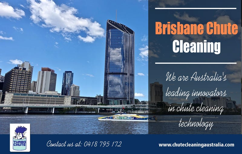 Illustration for article titled Brisbane Chute Cleaning