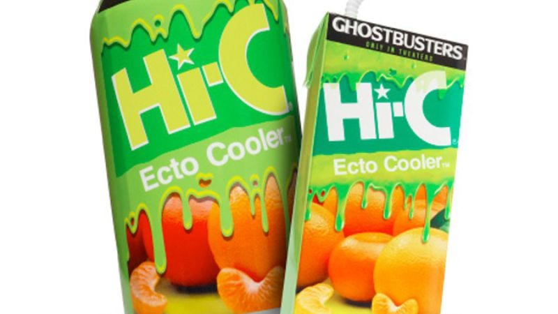 Illustration for article titled Ecto-Cooler is officially returning to stores next month