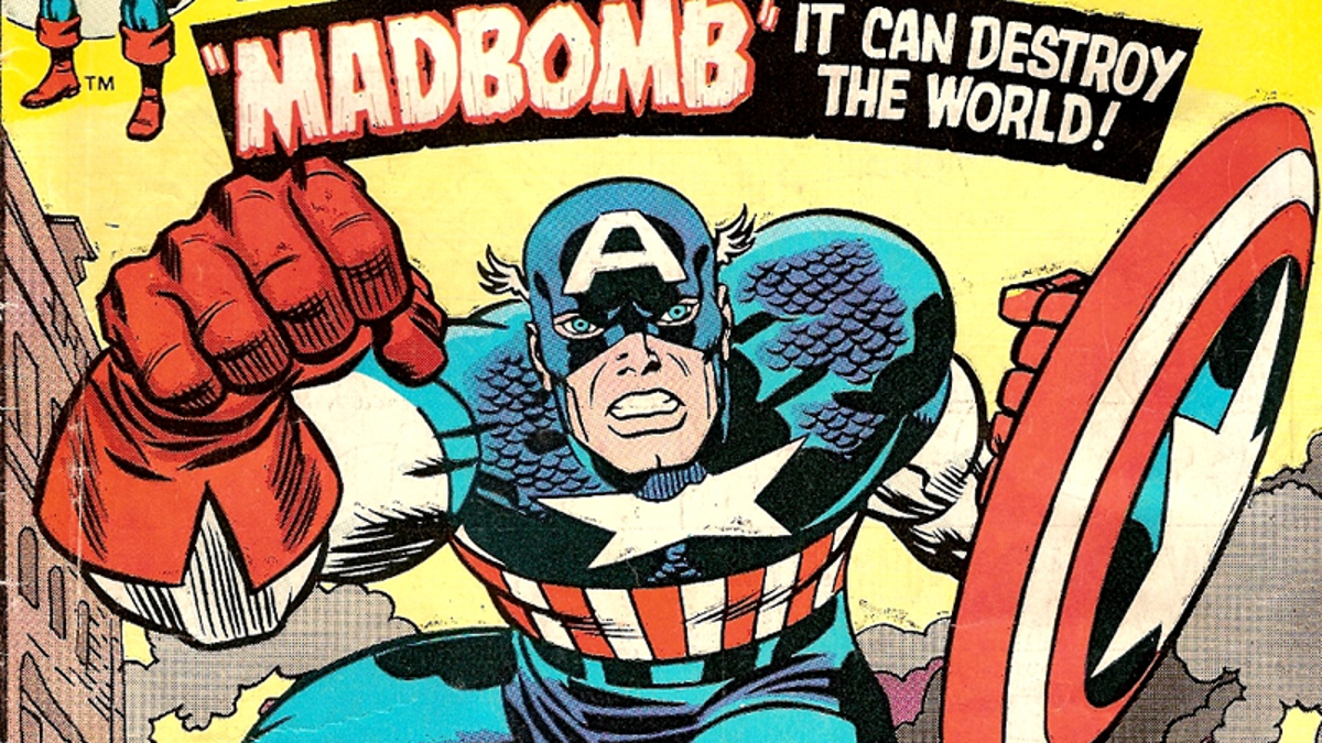 Image result for marvel madbomb