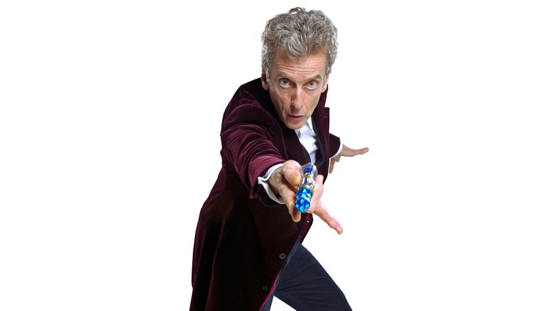 Illustration for article titled Peter Capaldi's Doctor WhoPose Game Is Mighty Strong