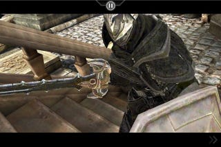 Illustration for article titled Infinity Blade Getting New Blades This Month, Multiplayer Next
