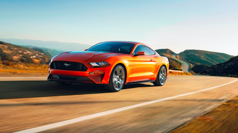nice short video chronicling  history   ford mustang