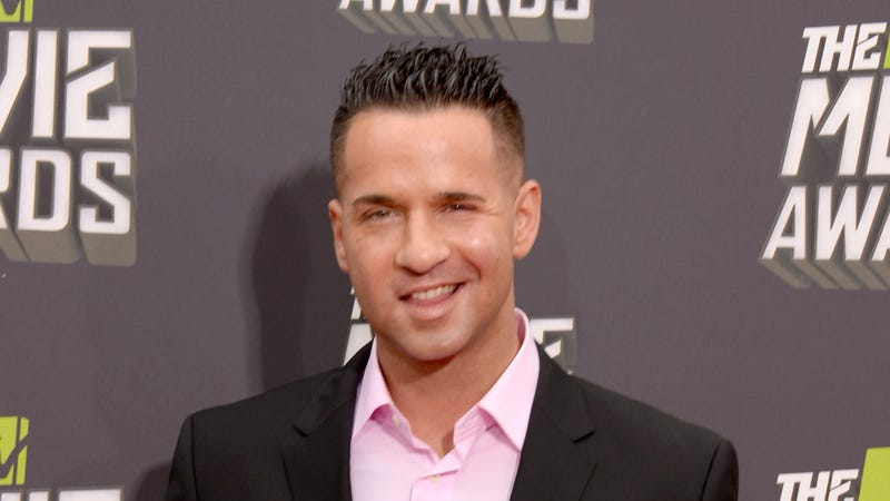 Mike 39 the situation 39 sorrentino arrested in tanning salon for Salon brawl
