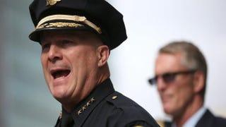 San Francisco Police Chief Greg SuhrJustin Sullivan/Getty Images
