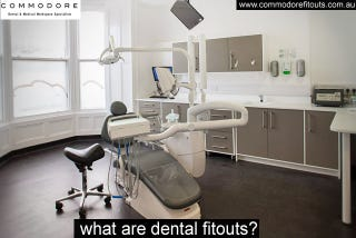 Illustration for article titled what are dental fitouts?
