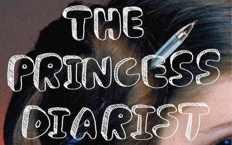 Image: Cover of The Princess Diarist, Blue Rider Press