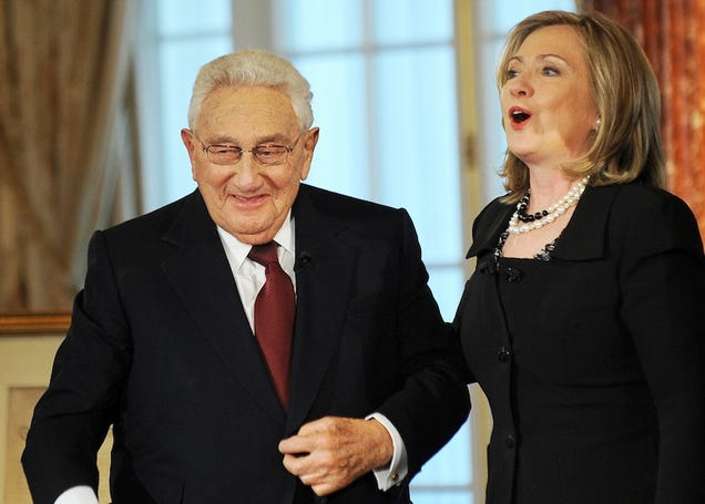 The Annual Clinton-Kissinger Vacation Motto:What Happens in Punta Cana Stays in Punta Cana