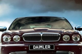 Illustration for article titled Tata Considers Relaunching Daimler Luxury Brand