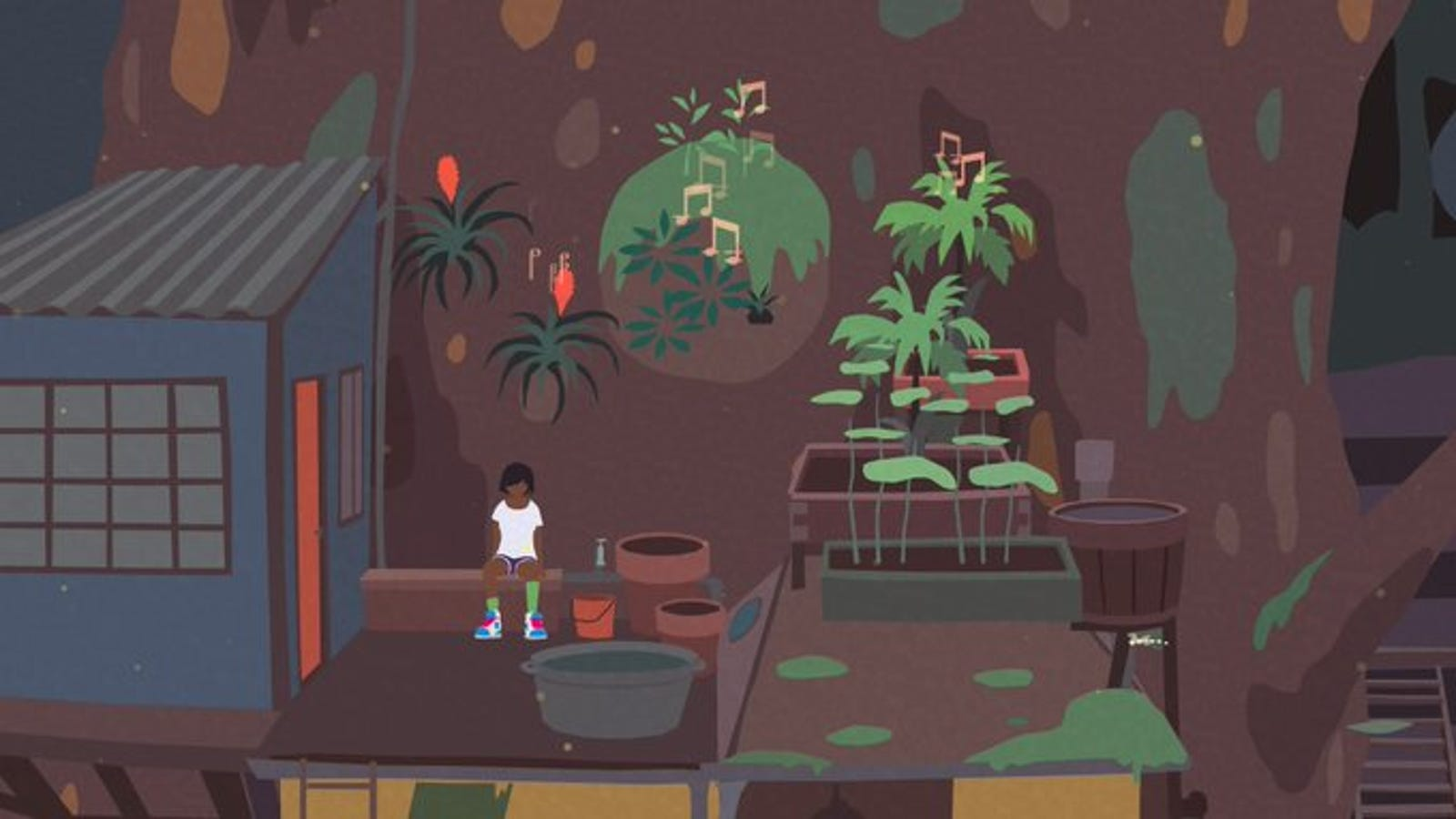 Mutazione Is A Super Chill Game About Raising Plants And Talking To Mutants