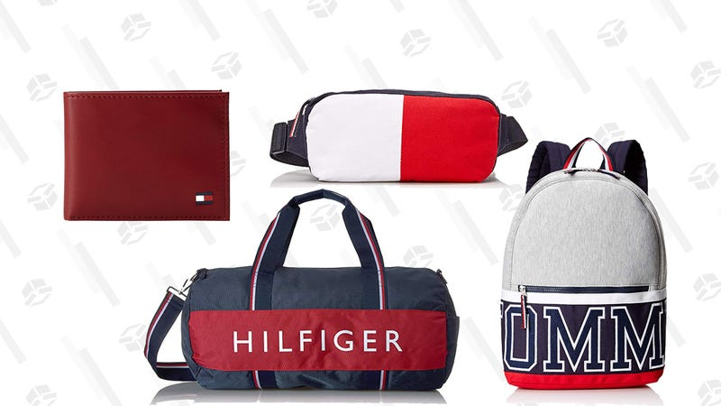 6dbb12708 Amazon's Blowing Out Dozens of Tommy Hilfiger Accessories, Today Only