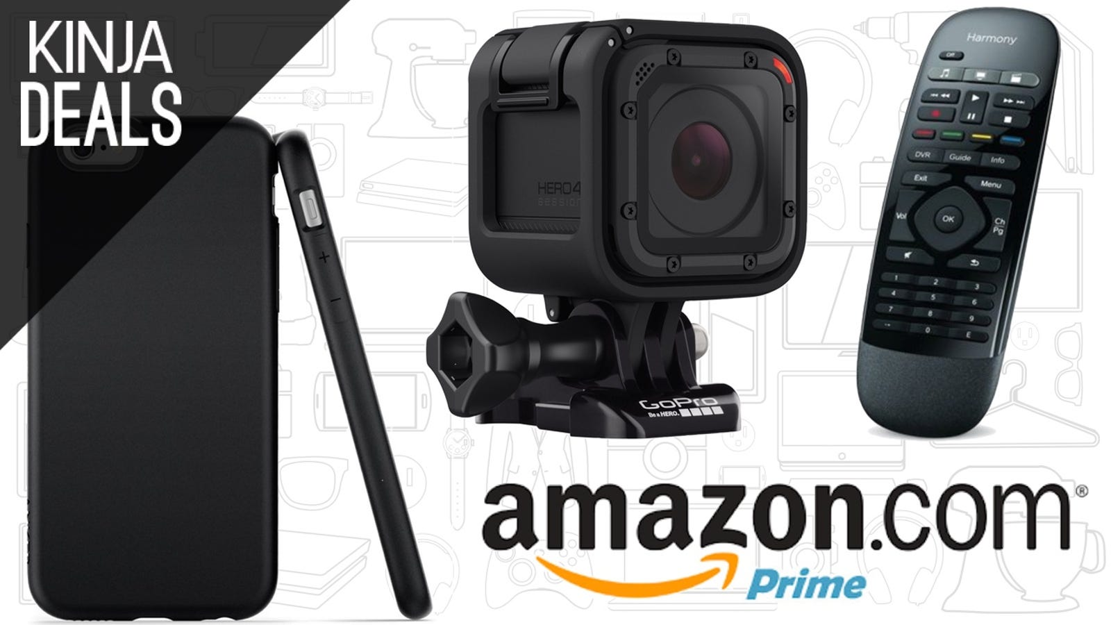 Todays Best Deals Amazon Prime Iphone Accessories Gopro Session Amazoncom Amazonbasics 3button Usb Wired Mouse Black Electronics And More