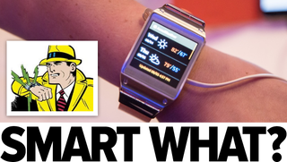 Illustration for article titled The first smart watches are as stupid as I imagined