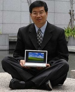 Illustration for article titled Touchscreen Eee PC Due Early 2009, Will Run Windows 7 Later Says Asus CEO
