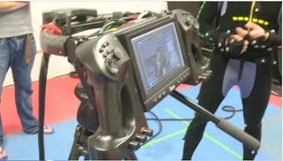 Illustration for article titled Resident Evil 5 Used Real World Virtual Camera