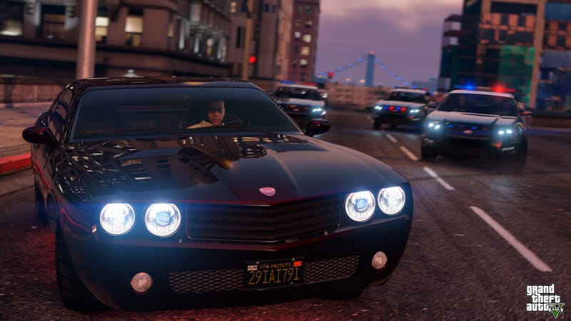 GTA Mod OpenIV Receives Cease And Desist From Take-Two