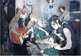 Illustration for article titled Fukumenkei Noise will have an Anime Adaptation