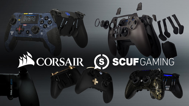 Corsair Now Owns the Very Best Indie Controller Maker