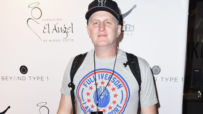 Actor Michael Rapaport attends the Roc Nation Summer Classic Charity Basketball Tournament at Barclays Center on July 21, 2016, in New York City. (Nicholas Hunt/Getty Images)
