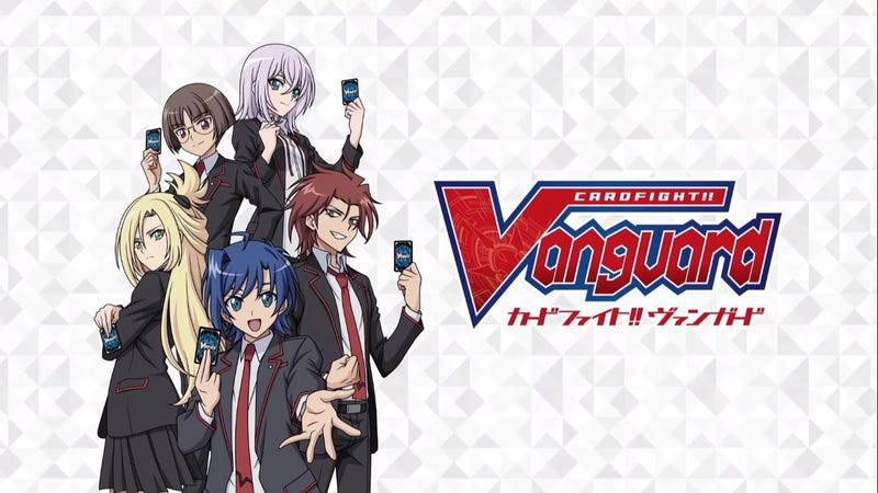 Illustration for article titled The Anime of Cardfight!! Vanguard will get a new season!