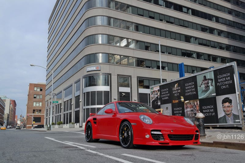 Illustration for article titled The reddest Turbo S