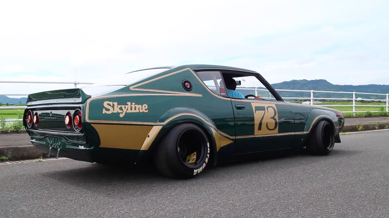 Please Listen To The Mad Chop On This Rotary-Swapped Nissan