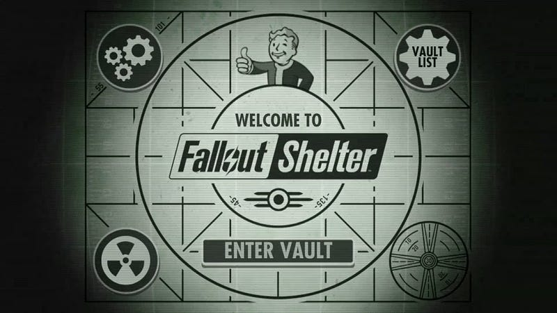 Illustration for article titled Poll: Fallout Shelter Madness