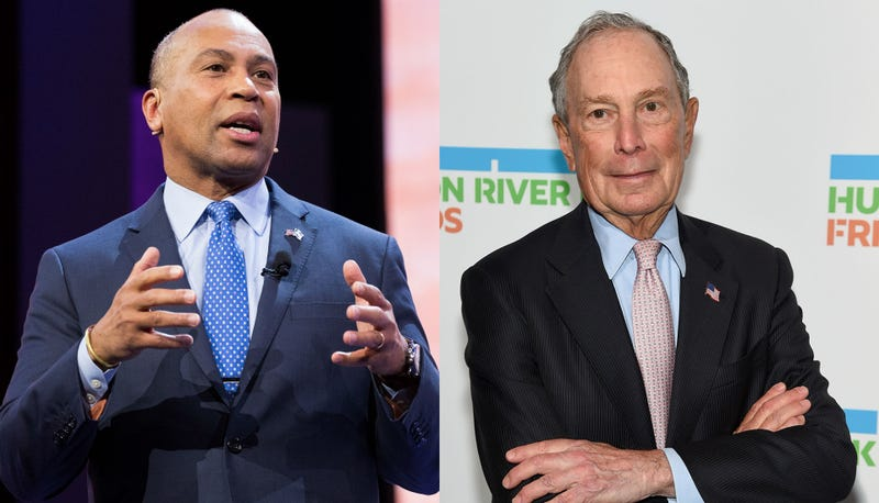 Illustration for article titled I've Got a Very Important Question For Deval Patrick and Michael Bloomberg