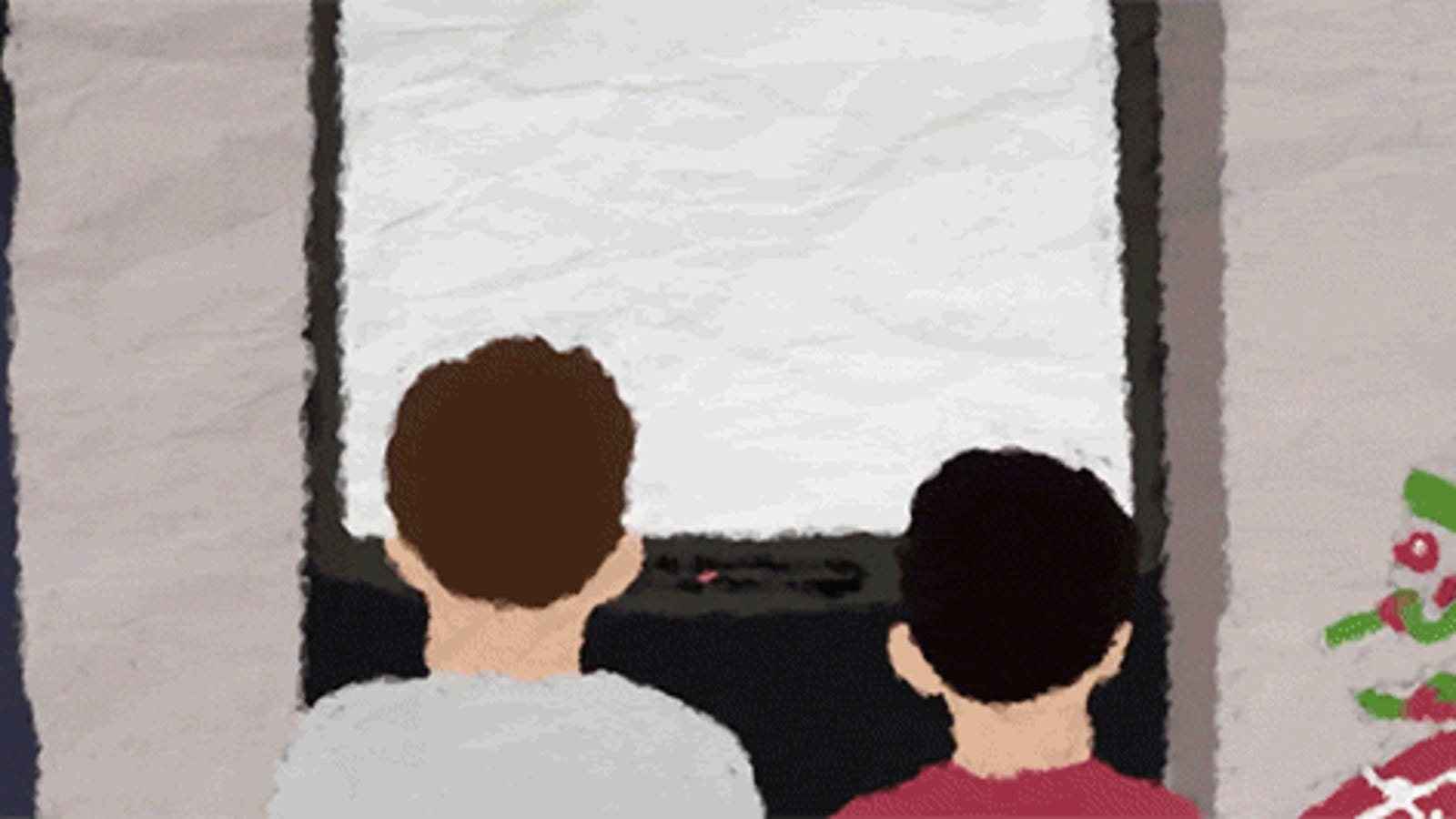 Short Film Shows What It's Like to Grow Up Being Player Two in Video Games