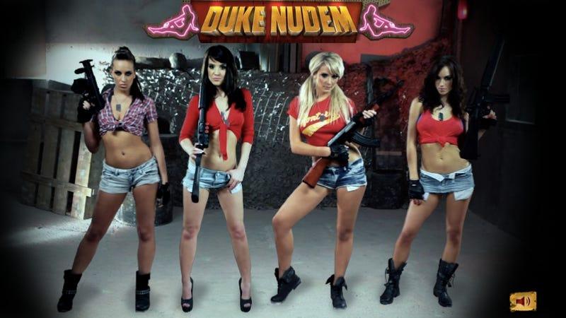 Duke Nukem Flash Game