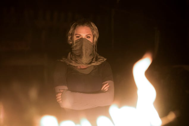 The 100 burns it all down in a bold, compelling season premiere