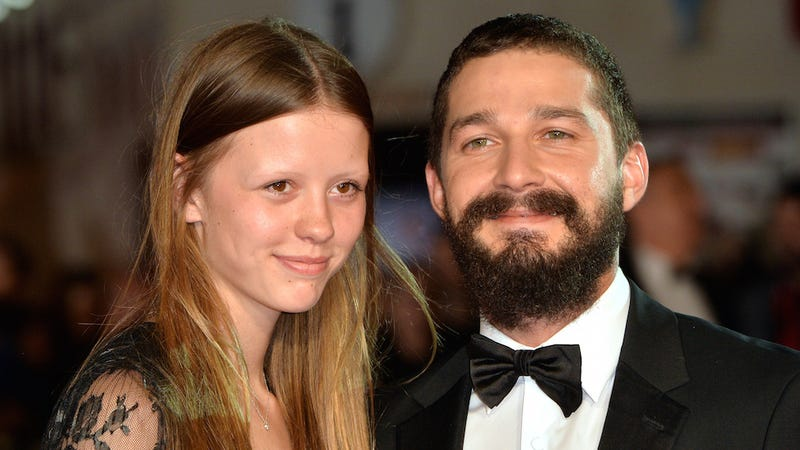 Illustration for article titled Shia LaBeouf After Fight With His Girlfriend: 'I Would Have Killed Her'