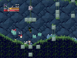 Illustration for article titled Cave Story (Finally) Comes To WiiWare In March