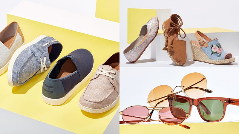 Men's, Women's, and Kids' TOMS Shoes and Sunglasses | Nordstrom Rack