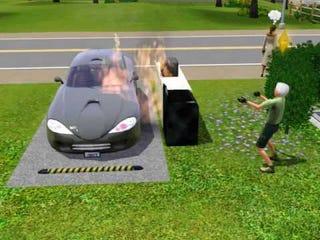 Illustration for article titled 2 Dumb 2 Car