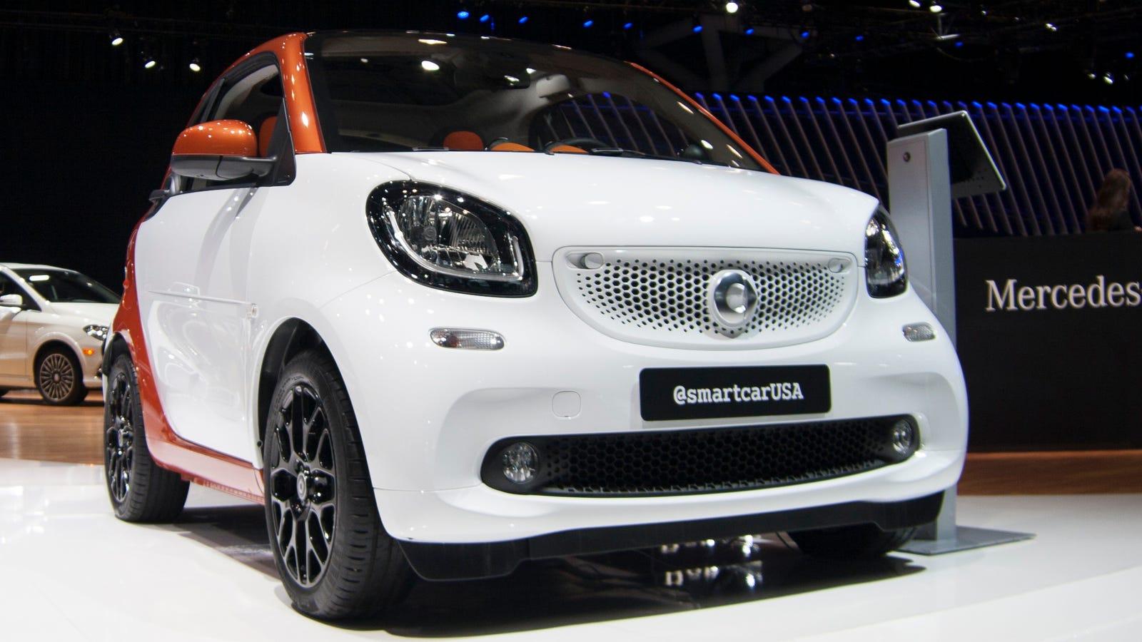 new smart car good